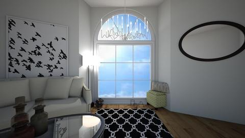 window - Living room - by AmySargeant2402