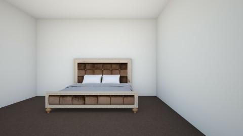 Bed - Bedroom - by amanda rempel