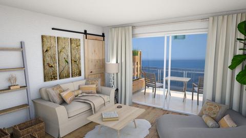 boho island - Country - Living room - by aggelikimar