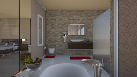 2 - Bathroom - by Delila1