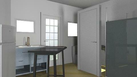 HOUSE VISTA  - Minimal - Kitchen - by domuseinterior