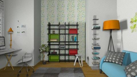 Studio - Modern - Office - by annyvgv