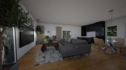 Herndon - Living room - by AmbianceG