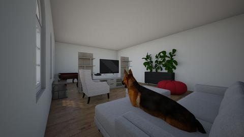 Living room - Modern - Living room - by teag06