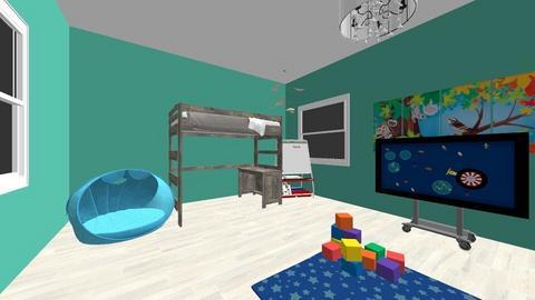 kids - Kids room - by humkehea12