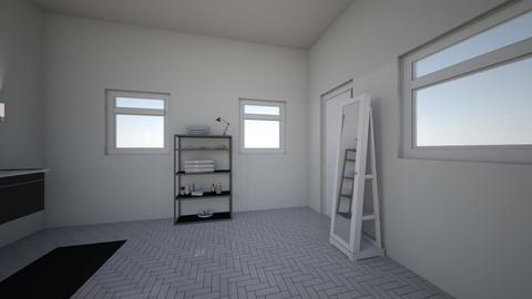 Room 2 - Bathroom - by PaigeColmenter