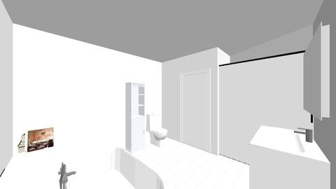 badrum - Bathroom - by sassabob