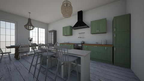 Kitchen - by aviciedo