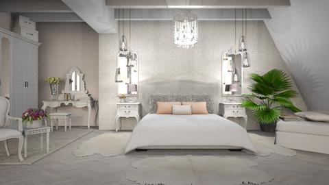 shabby - Bedroom - by anjaam