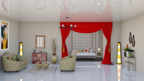 living_bedroom - by maritaaslamazashvili