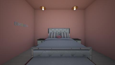 Teenage room - Bedroom - by Jordin12