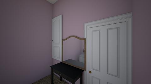 Ari Bedroom - Bedroom - by Ari_Ravenclaw
