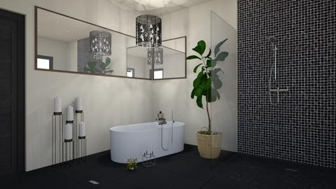 candle bath - Modern - Bathroom - by zayneb_17