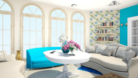 living room - Classic - Living room - by ashlii95