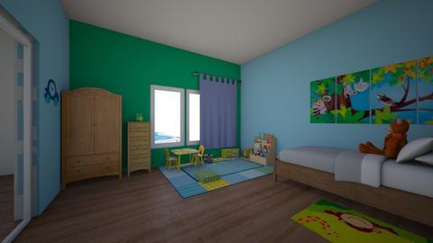 kiddds - Kids room - by Carlyta73