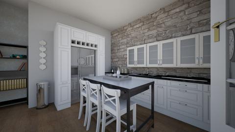 KITCHEN - Modern - Kitchen - by Sydney G