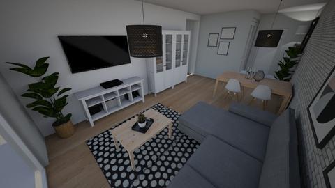 Family Flat Living 2 - Modern - by everybodyfeel
