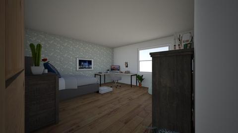 ggmu - Bedroom - by Lola_triana