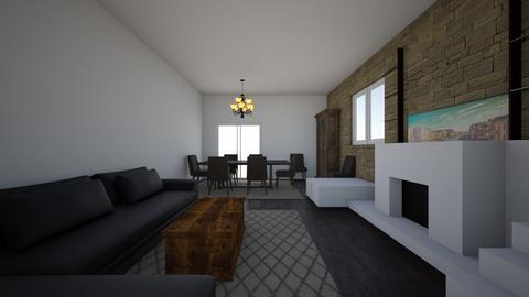 sunroom - Living room - by kla