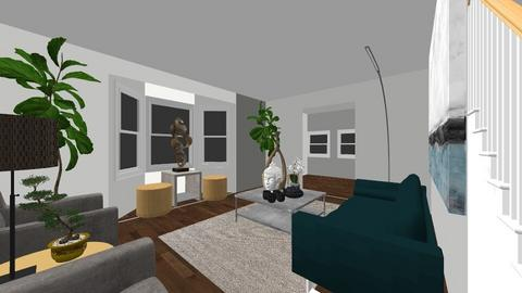 Living Room - Living room - by VioFox