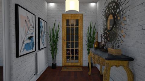 Hallway - by nonanymous_