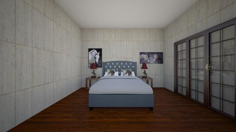 bedtime horses - Bedroom - by brittanyburton