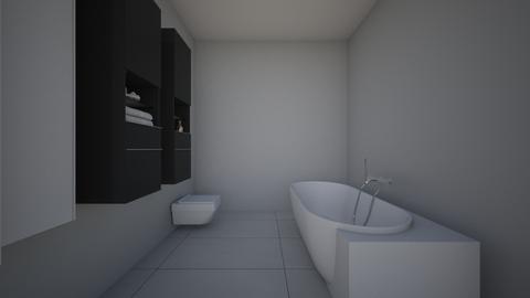 Lazienka 1 - Bathroom - by Matia1