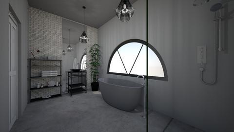gfdsdfg - Bathroom - by hivek93