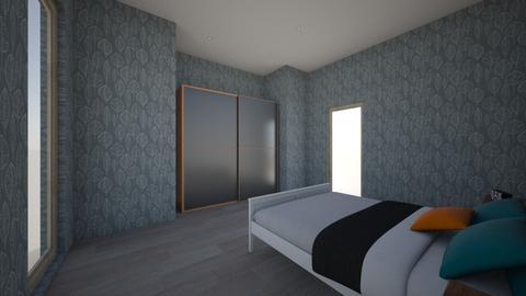 slaapkamer - Bedroom - by Sarah De Clercq