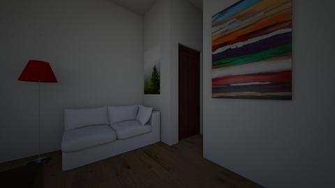 French Project Sydney - Bedroom - by hvanspae