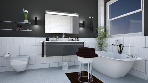 interior  - Modern - Bathroom - by zayneb_17