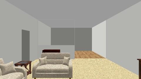 Better house - Living room - by Crimsenrush