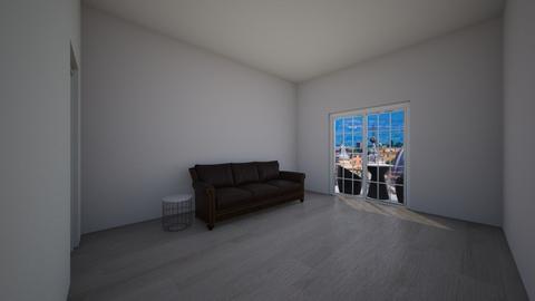 rome - Living room - by AfroditeGoldie