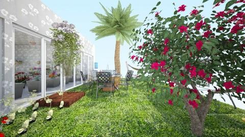 Outside Garden - Modern - Garden - by InteriorDesigner111