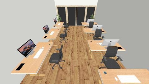 A - Office - by 2020visualmedia