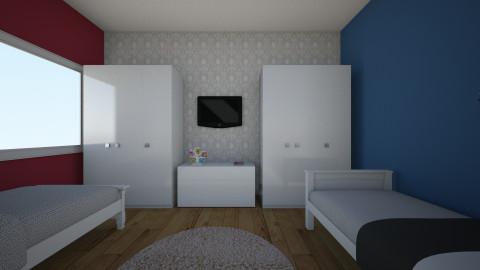 Felipe e dani - Bedroom - by daanilopess