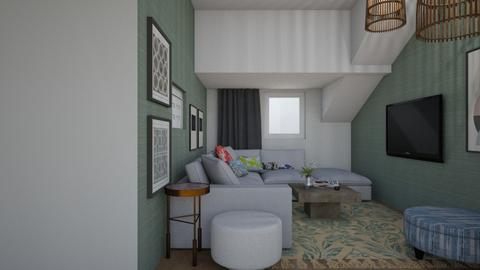 Rayne Germany - Living room - by daniellelouw