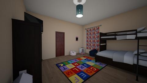 Kandis Kids Room 3 - Kids room - by Teacher Tita