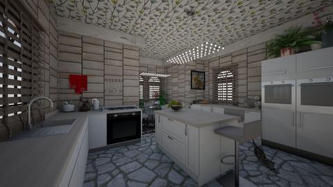 konyha - Living room - by istvanka