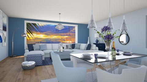 dnevna soba4 - Living room - by Gagany