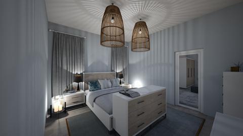 as1 - Bedroom - by dorotazulczyk1