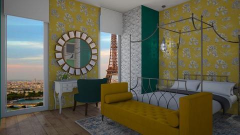 Matisse inspired - by Cristina Mazilu