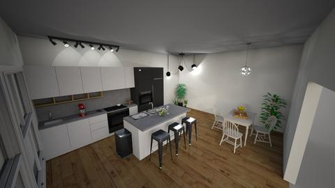 kitchen - Modern - Kitchen - by taylor___christina