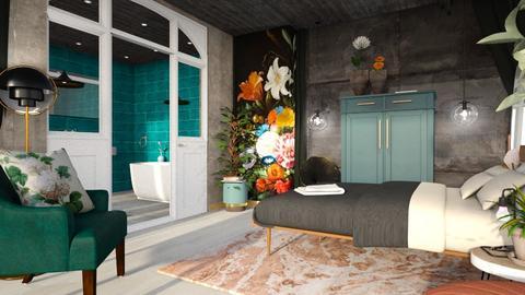 FamLWoningwenslast - Bedroom - by Gwenda van Maaren