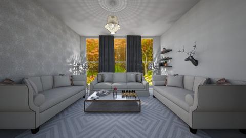 Template room - Living room - by nicolaswiggins