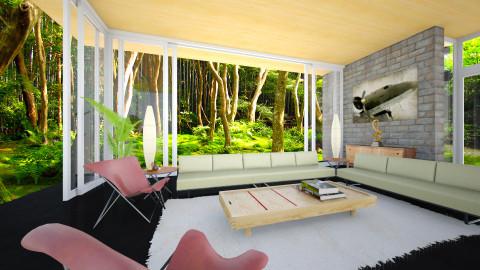 Hideaway - Modern - Living room - by russ