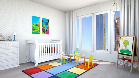 kids room - Kids room - by pleyer 07
