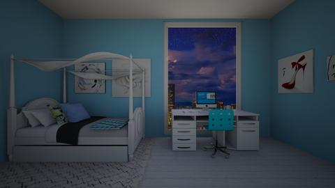 Design 18 - Bedroom - by Crazy cat girl 10