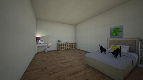 My Bedroom - Feminine - Bedroom - by PoppiCat