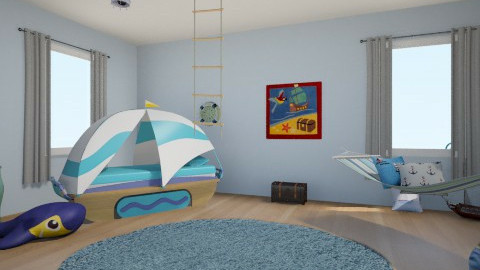 kids room2 - by Anchy0712